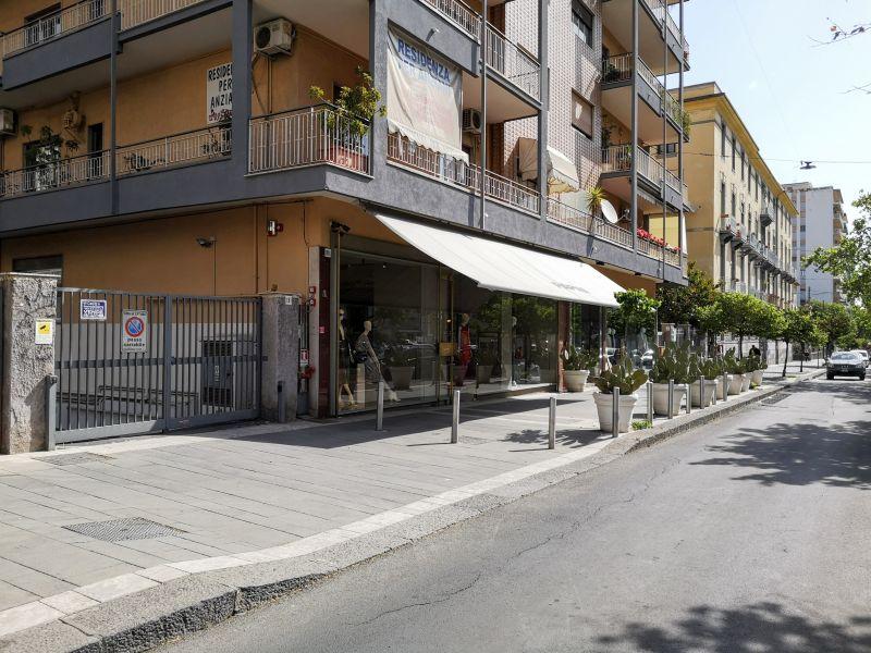 Garage 18 mq - Corso Italia pressi Via Monfalcone - CT